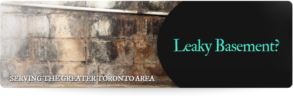 Toronto Waterproofing - Banner Our Company