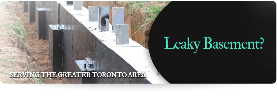 Toronto Waterproofing - Slide 2